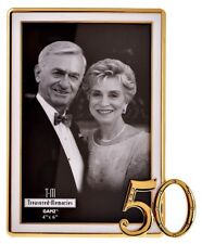 50th Wedding Anniversary Photo Frame NEW Boxed Picture GIFT Picture Frame
