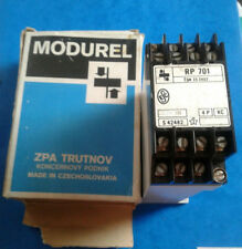 RP701 220VAC/DC Relay made in Czechoslovakia (NOS)