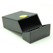 Plastic Flip Open Cigarette Storage Case Holder Tobacco Box For 20 Cigarettes