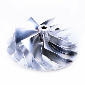 TRITDT Billet Compressor Wheel for EFR EFR8474 (67.55/84.2mm) Ball Bearing Turbo