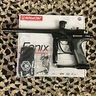 NEW Kingman Spyder Fenix Electronic Paintball Gun - Gloss Black