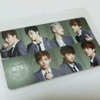 BTS BOY IN LUV Official Limited Edition Photocard All Members Bangtan Boys