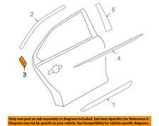 FORD OEM 10-18 Taurus Exterior-Rear-Rear Molding Left DG1Z54255A63AA