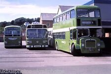 Crosville 264SFM, NFM843M & 859RFM Pwlheli 20/07/76 Bus Photo