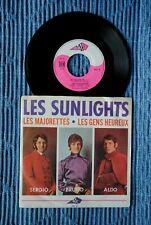 LES SUNLIGHTS / SP AZ SG 61 / BIEM 1968 (F)