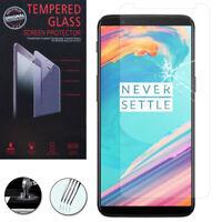 """Lot/ Pack Film Verre Trempe Protecteur pour OnePlus 5T A5010 6.01"""""""