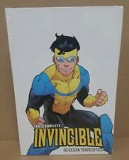 Rare Complete Invincible Slipcase HC Signed #'d Edition Sealed Image Comics