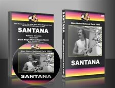 SANTANA-Live in California 1982 (US) DVD Video Concert, <BRAND NEW!> (FREE SHIP)