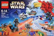 LEGO 75184 Star Wars Adventskalender 2017 Advent Calendar 7 Figuren + BB-8 NEU