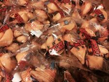 Golden Bowl Fortune Cookies Individually Wrapped 50pcs