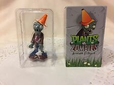 Plants Vs. Zombies Popcap Action Figure- Road Cone Zombie-Adult Collectible