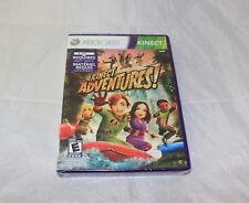 Kinect Adventures Xbox 360 Brand New Factory Sealed