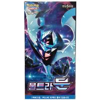 Pokemon Cards Game Sun & Moon Ultra Moon Booster Box [30 Packs] / Korean Version