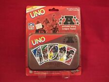 Sababa Toys  Special Edition  NFL A Conference UNO Card Game  NOC  (117D)  1539