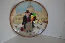 "Vintage Royal Doulton ""The Balloon Man"" Seller # D6655 1980 England Plate"