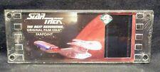 Star Trek The Next Generation 1996 Original Film Cels Farpoint # 1040 Sealed!