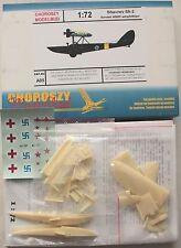 A05-Shavrov SH-2 - soviético de la segunda guerra mundial anfibio-Choroszy modelbud - 1/72