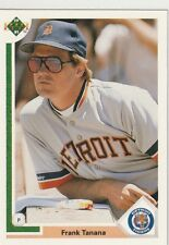 Frank Tanana Tigers Pitcher 1991 Upper Deck # 369 21 yrs in MLB