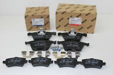 Genuine Brake Pads Front+Rear Ford Galaxy - S-MAX 1916761 +1916606