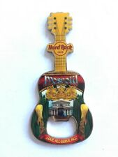 Hard Rock Cafe MOSCOW Bottle Opener Magnet Classic Alternative Pin NEU