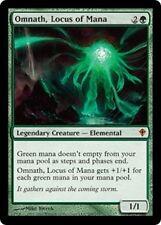 Omnath, Locus of Mana *FOIL* MTG Worldwake Mythic Rare Legend