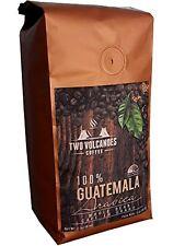 Two Volcanoes Whole Bean Coffee - Guatemalan Organic, Gourmet & Rare, Single Ori