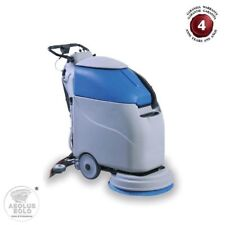 FLOOR CLEANER ELECTRIC SCRUBBER MAN DOWN LPS02 E