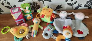 Baby / Kleinkind Lernspielzeug Paket Konvolut 11 Teile (Ravensburger, Jako u.a.)