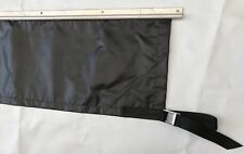 Black UV Cover Strip For Your 15' RV Caravan Roll Out awning