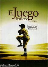 El Juego Perfecto(2009) THE PERFECT GAME basada en una conmovedora historia real