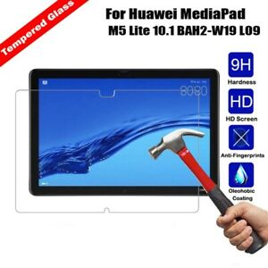 Real Tempered Glass Film Screen Protector For HUAWEI MediaPad M5 M5 Pro M5 Lite