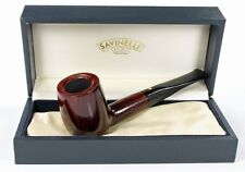SAVINELLI PUNTO ORO 141 CLASSIC BILLIARD PIPE * NEW in BOX * MIN. 3 YEARS DRYING