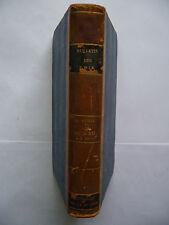 BULLETIN DES LOIS DE L'EMPIRE FRANÇAIS 2ème sem. 1808, NAPOLÉON, HISTOIRE, RELIÉ