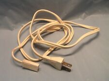"""CLAIROL KINDNESS CUSTOM CARE HAIRSETTER REPLACEMENT ELECTRIC 72"""" CORD 2-PRONG"""