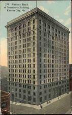 (git) Kansas City MO: National Bank of Commerce Buildin