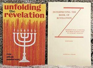SDA 2 Book Bundle Unfolding the Revelation ~ Interpreting the Book of Revelation