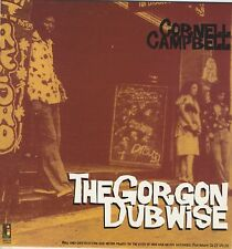 CORNELL CAMPBELL THE GORGON DUBWISE NEW CD £9.99