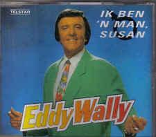 Eddy Wally-Ik Ben N Man Susan cd maxi single