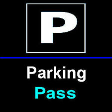 Parking Pass. Green Lot 1 San Francisco 49ers v San Diego Chargers Levi Stadium