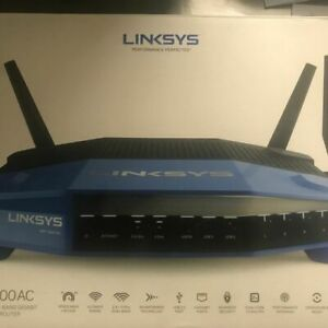 Linksys WRT1900AC Dual Band Gigabit Router