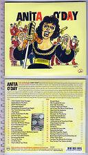 Anita O'Day ,  une anthologie 1947-1957 ( 2 CD )