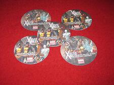 SDCC Comic Con X-Men Xmen Marvel Coasters Wolverine Cyclops Storm Jean Grey