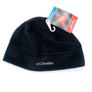 Columbia Agent Heat Thermal Beanie Hat - Unisex - Black - S/M