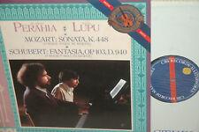 PERAHIA/LUPU*MOZART/SCHUBERT*CBS DIGITAL HOLLAND *NM