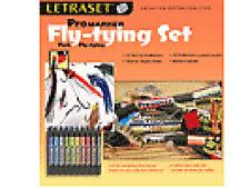 Letraset Promarker 10 Marker Pen Set - Fly Tying  (Fly-Tying)