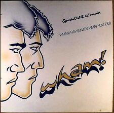 WHAM ! - Wham Rap - Maxi LP - washed - cleaned - # L 1233
