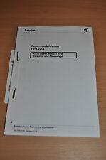 SKODA Octavia 1,6l/ 55kW Motor 1 AVM Werkstatthandbuch Reparaturleitfaden