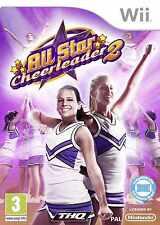 ALL STAR CHEERLEADER 2 | Nintendo | Wii | NEU & OVP | für Balance Board *