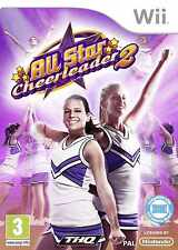 All Star Cheerleader 2 | Nintendo | | Wii Nuovo & Ovp | PER BALANCE BOARD *