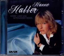 HANNE HALLER - KOMM' LASS' UNS MITEINANDER REDEN (NEU)